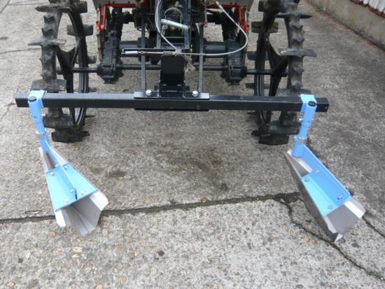 トラクター・田植え機の溝切り機オプション