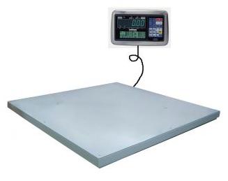 大和製衡の超薄形デジタル台はかりPL−MLC9 1.5t写真