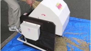ネットで買える脱穀機 モーター式 足踏み式 おすすめ9種【完全版】